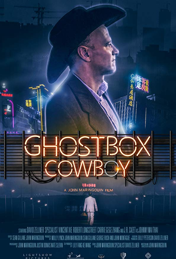 Ghostbox Cowboy kapak