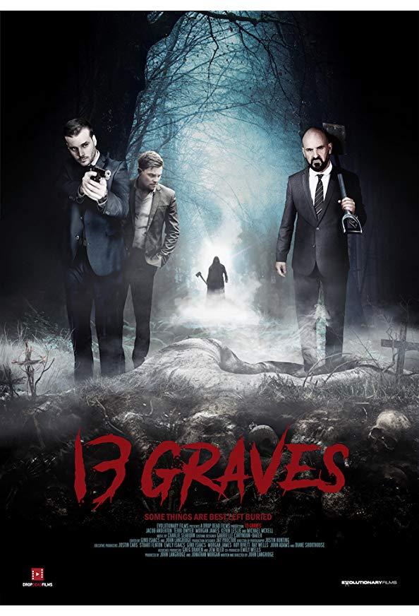 13 Graves kapak