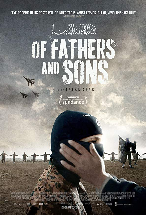 Of Fathers and Sons kapak