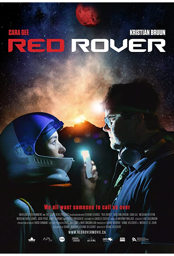 Red Rover kapak