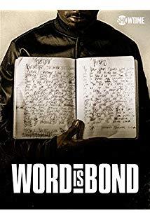 Word is Bond kapak