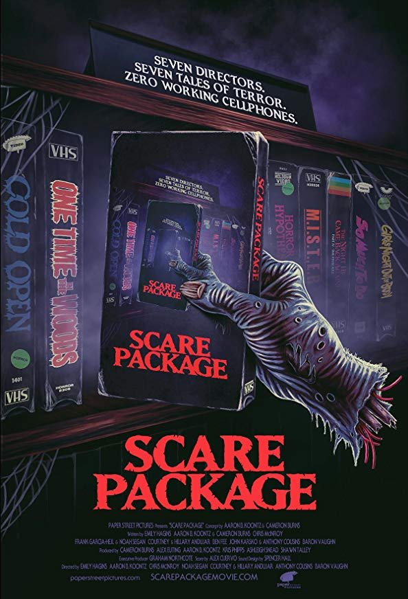 Scare Package kapak