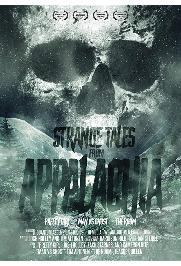 Strange Tales from Appalachia kapak