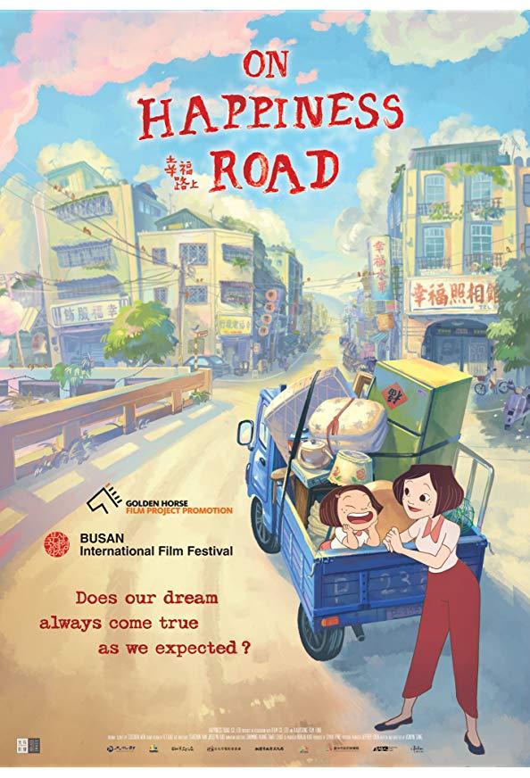 On Happiness Road kapak