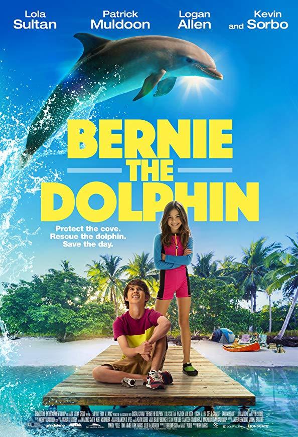 Bernie The Dolphin kapak