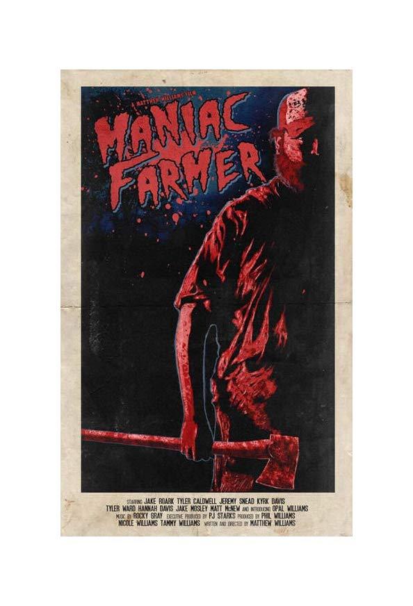 Maniac Farmer kapak