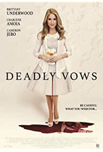 Deadly Vows kapak