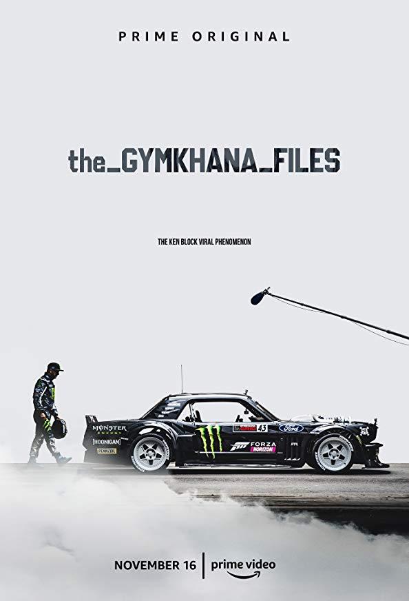 The Gymkhana Files kapak
