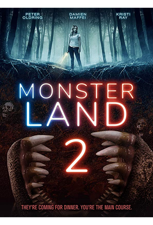 Monsterland 2 kapak