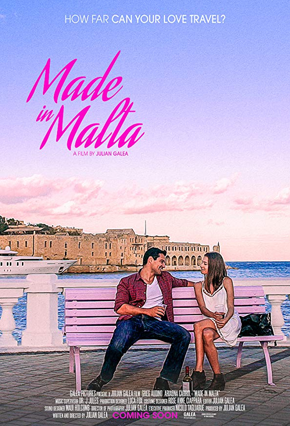 Made in Malta kapak