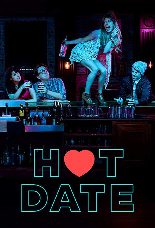 Hot Date kapak