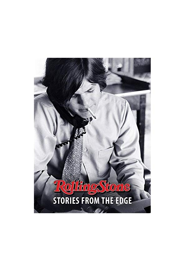 Rolling Stone: Stories from the Edge kapak