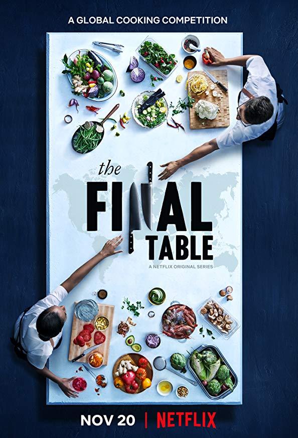 The Final Table kapak
