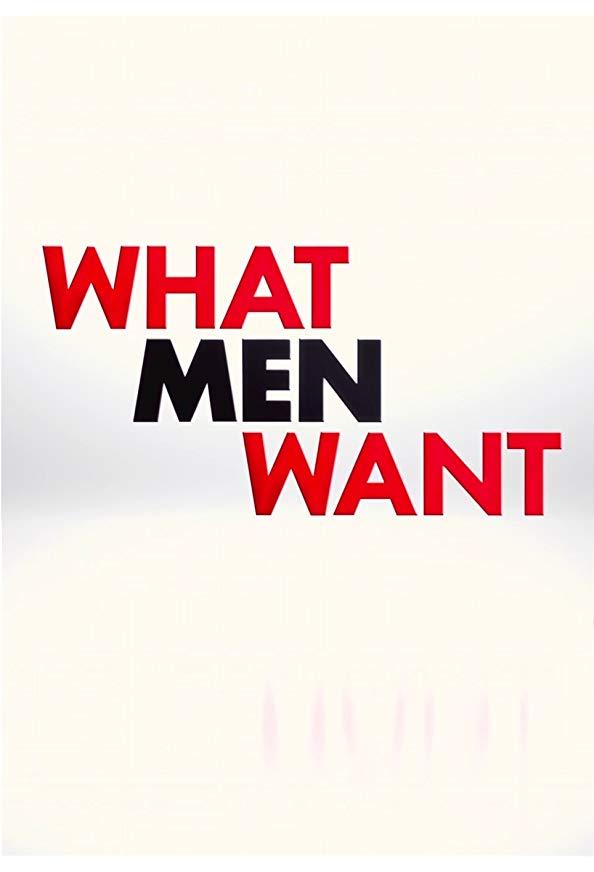 What Men Want kapak
