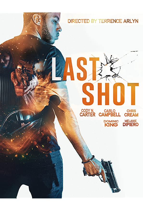 Last Shot kapak