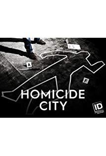 Homicide City kapak