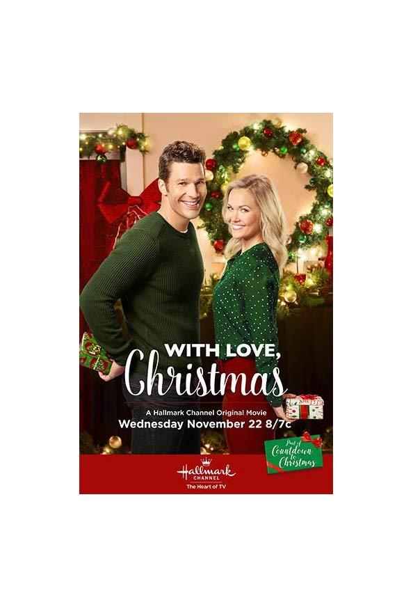 With Love, Christmas kapak