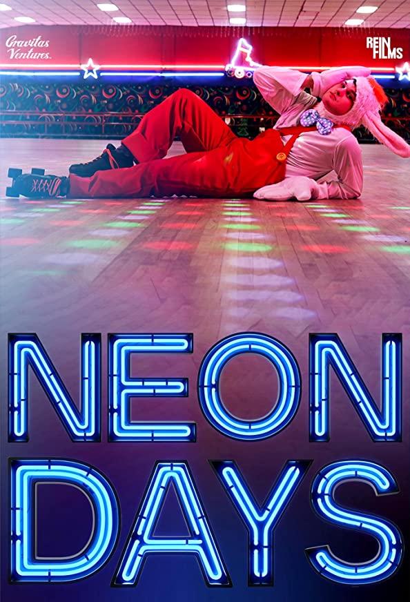 Neon Days kapak