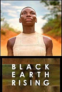 Black Earth Rising kapak