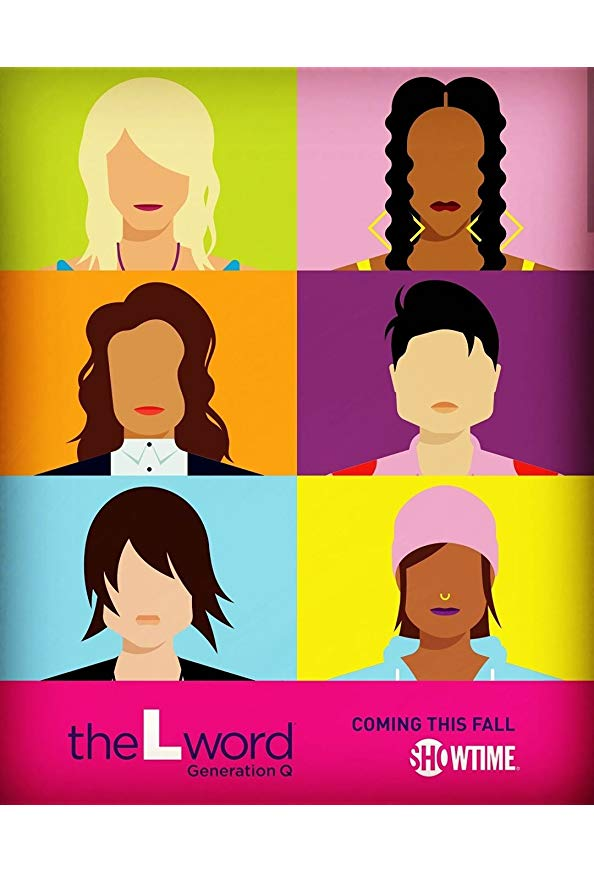 The L Word: Generation Q kapak