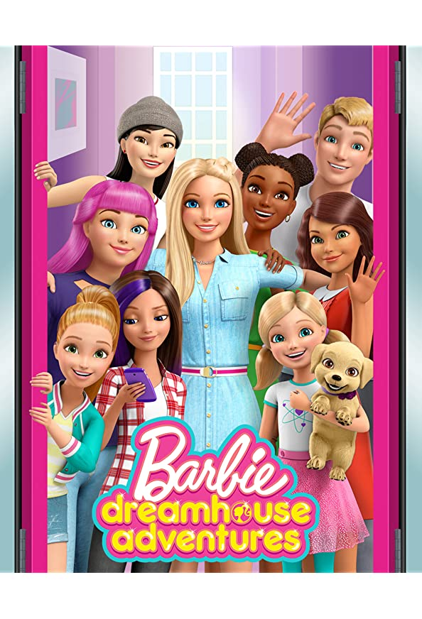Barbie Dreamhouse Adventures kapak