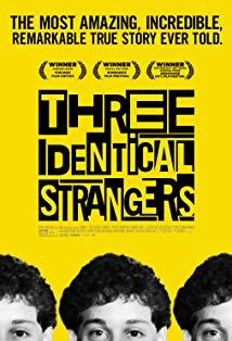 Three Identical Strangers kapak