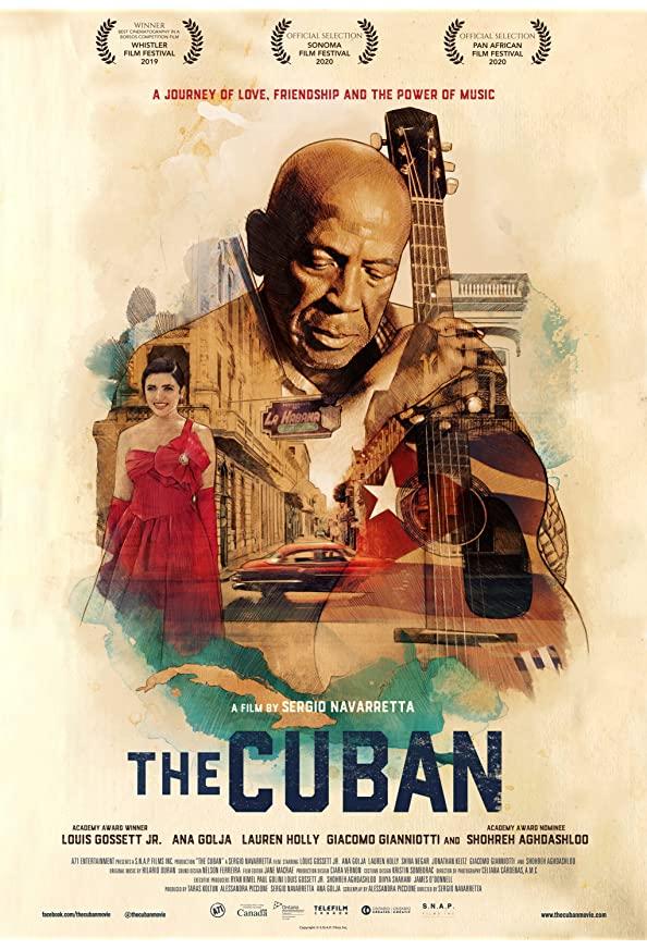 The Cuban kapak