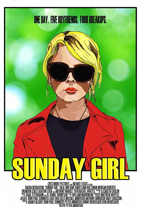 Sunday Girl kapak