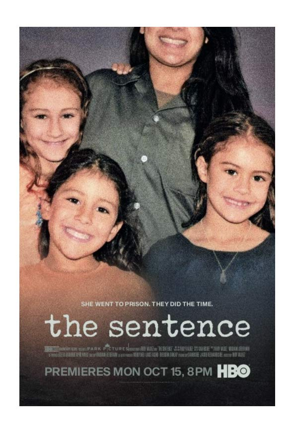 The Sentence kapak