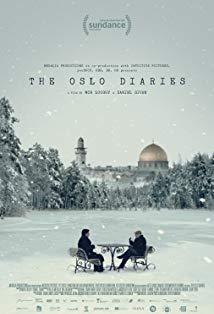 The Oslo Diaries kapak