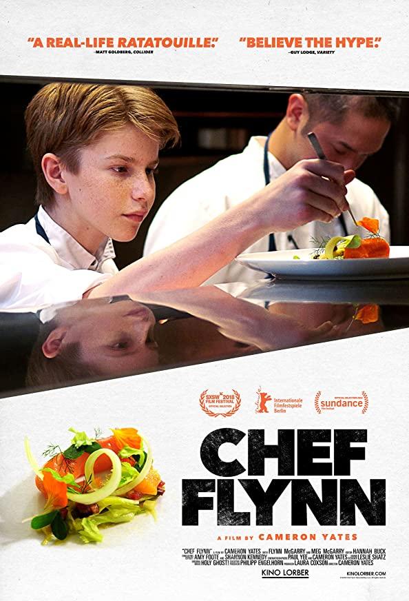 Chef Flynn kapak