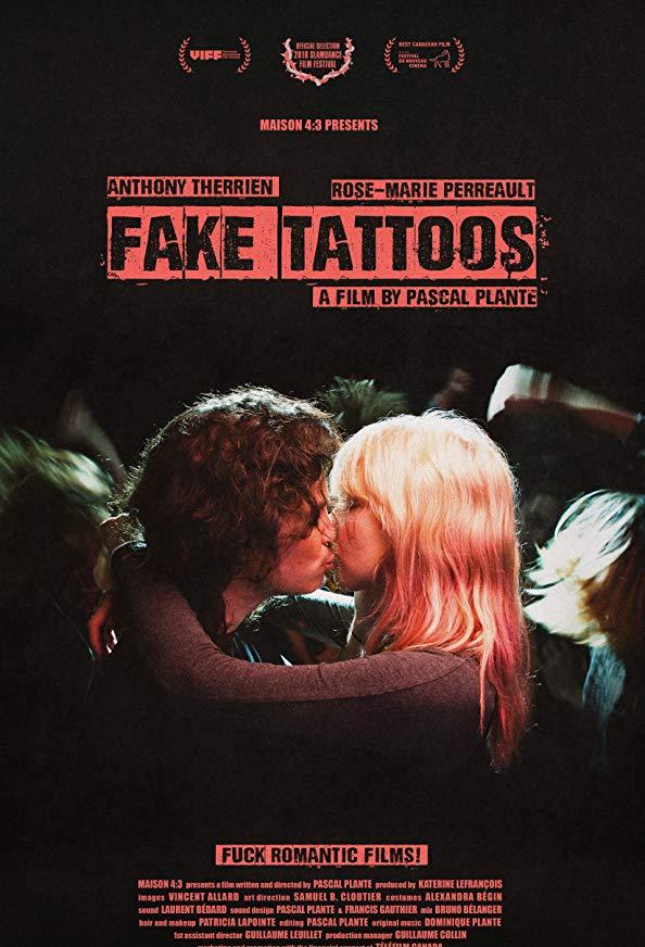 Fake Tattoos kapak