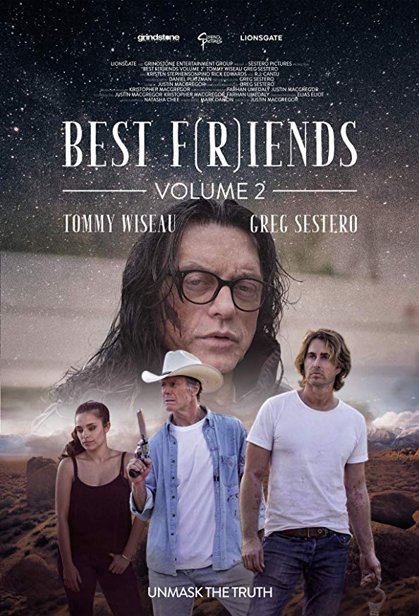 Best F(r)iends: Volume 2 kapak