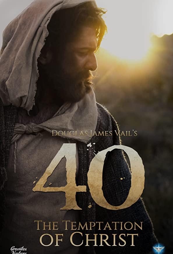 40: The Temptation of Christ kapak
