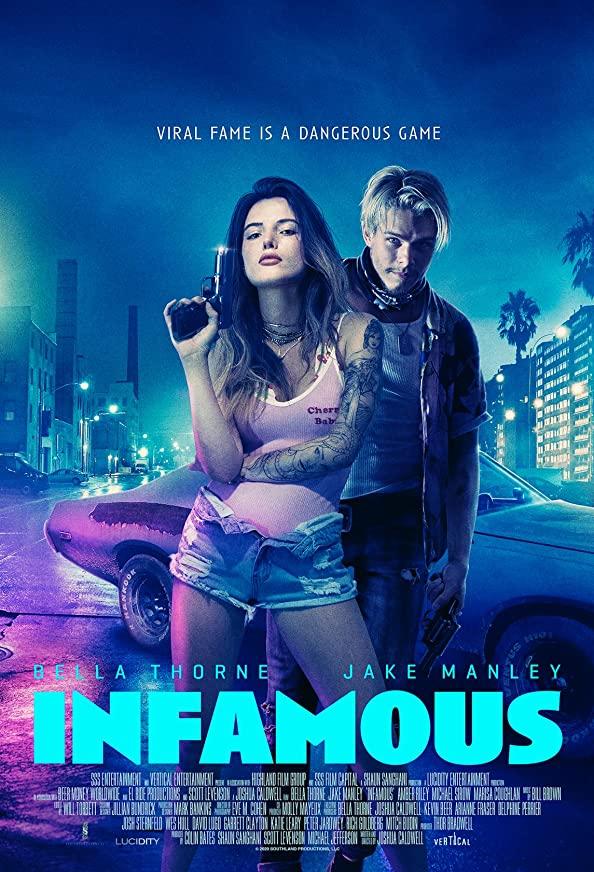 Infamous (2020) kapak