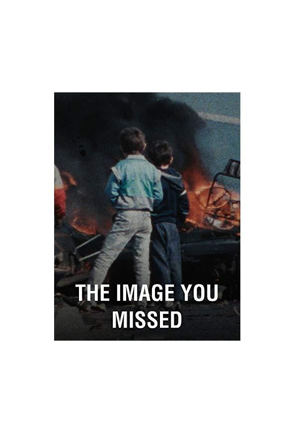 The Image You Missed kapak