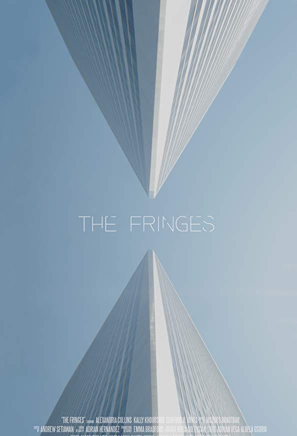 The Fringes kapak