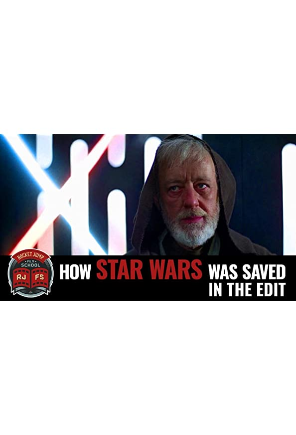 How Star Wars Was Saved in the Edit kapak