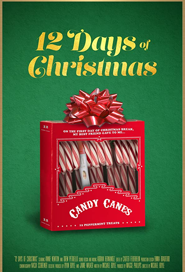Twelve Days of Christmas kapak