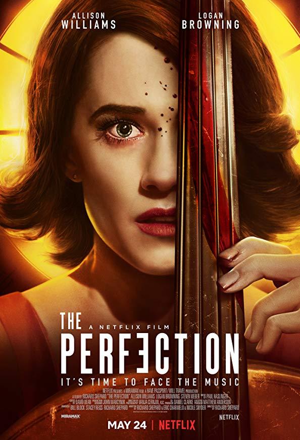 The Perfection kapak