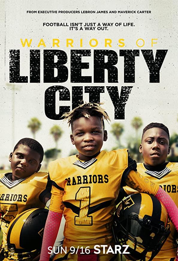 Warriors of Liberty City kapak