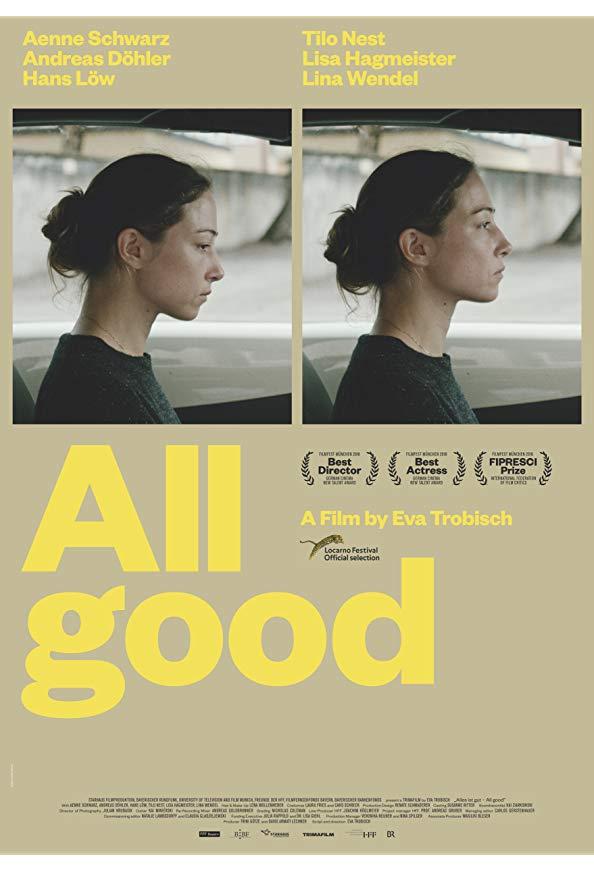 All Is Good kapak