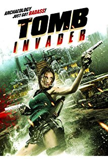 Tomb Invader (TV Movie) kapak