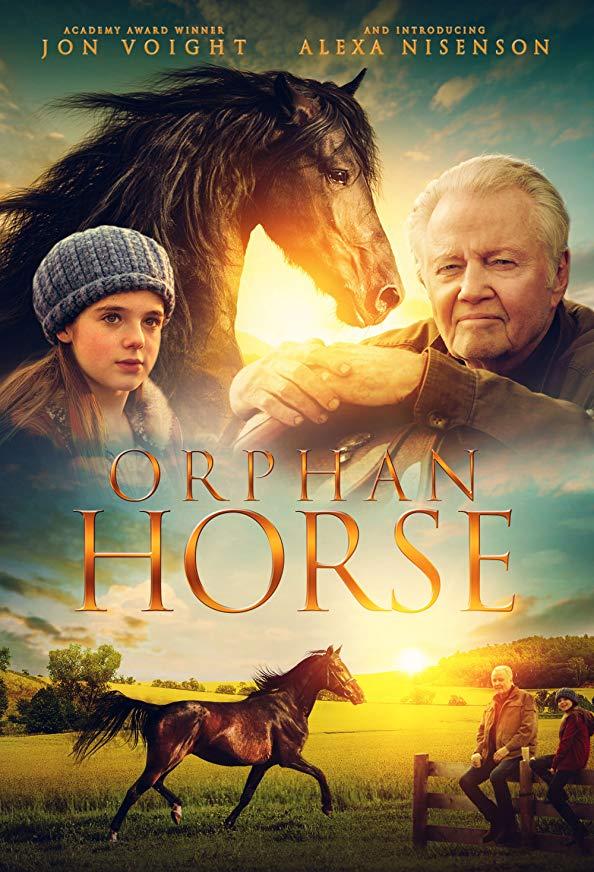 Orphan Horse kapak