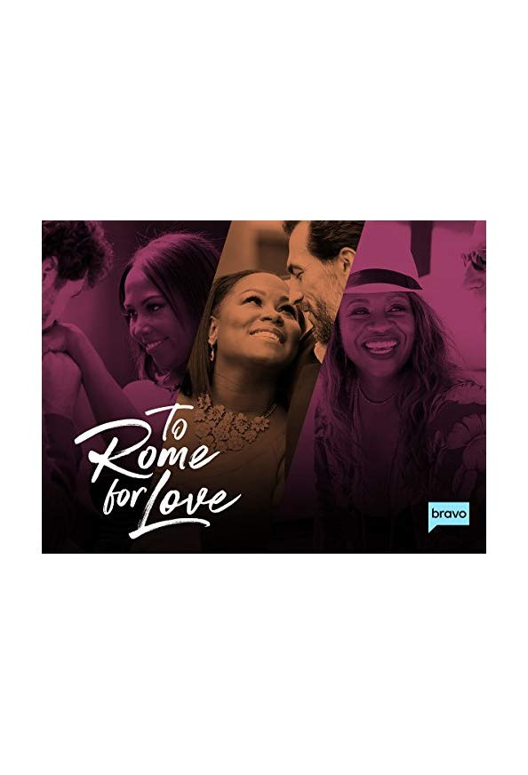 To Rome for Love kapak