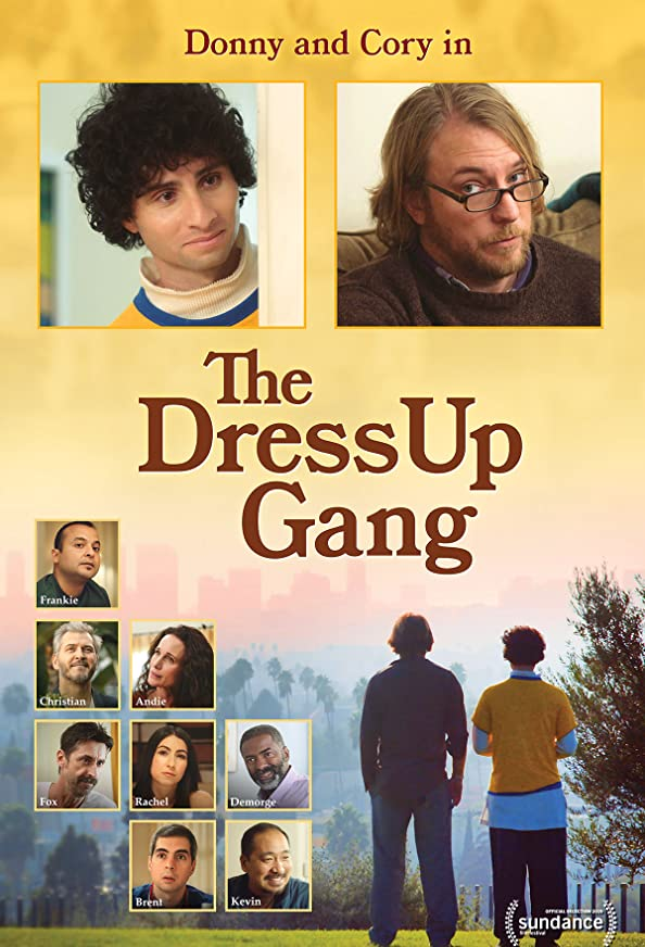 The Dress Up Gang kapak