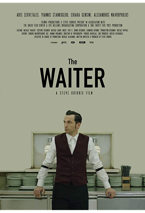The Waiter kapak