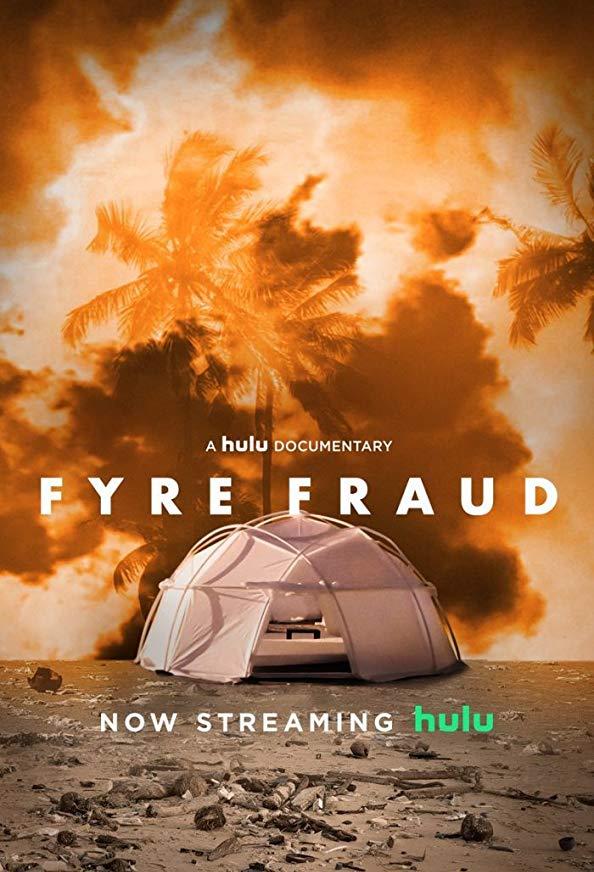 Fyre Fraud kapak