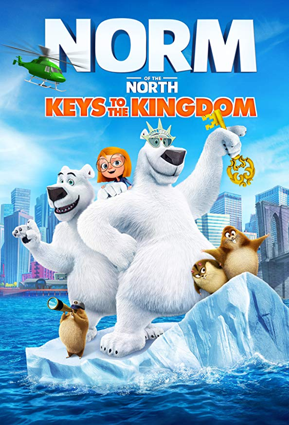 Norm of the North: Keys to the Kingdom kapak