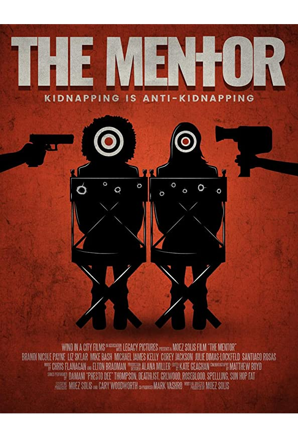 The Mentor kapak
